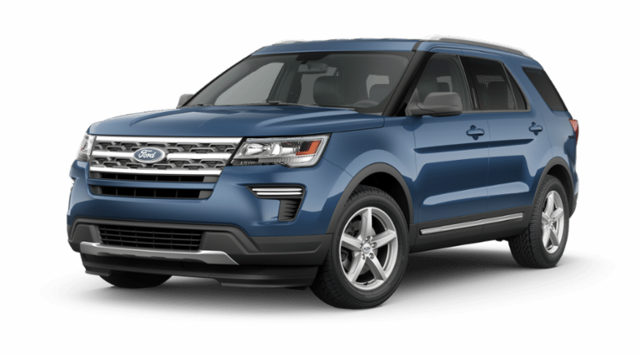 new 2019 Ford Explorer XLT SUV in Live Oak
